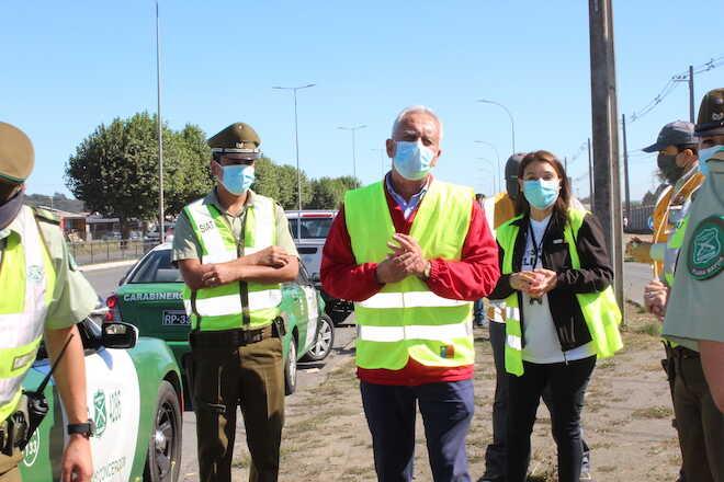 41 personas fallecieron el 2020 en la Región del Biobío a causa del exceso de velocidad