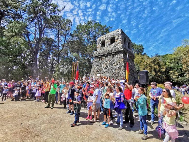 Torre Bismarck celebra 100 años en el Parque Cerro Caracol