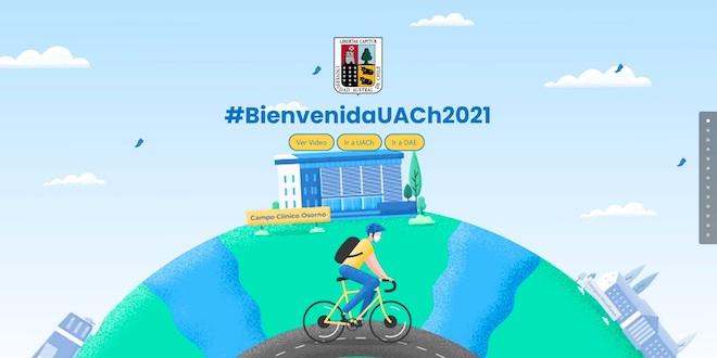 UACh recibe a nueva promoción de estudiantes