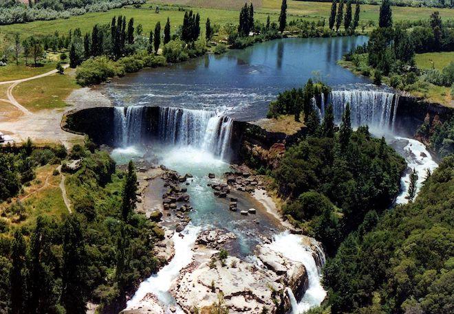 Conaf cierra temporalmente Parque Nacional Laguna del Laja para reducir movilidad de la población