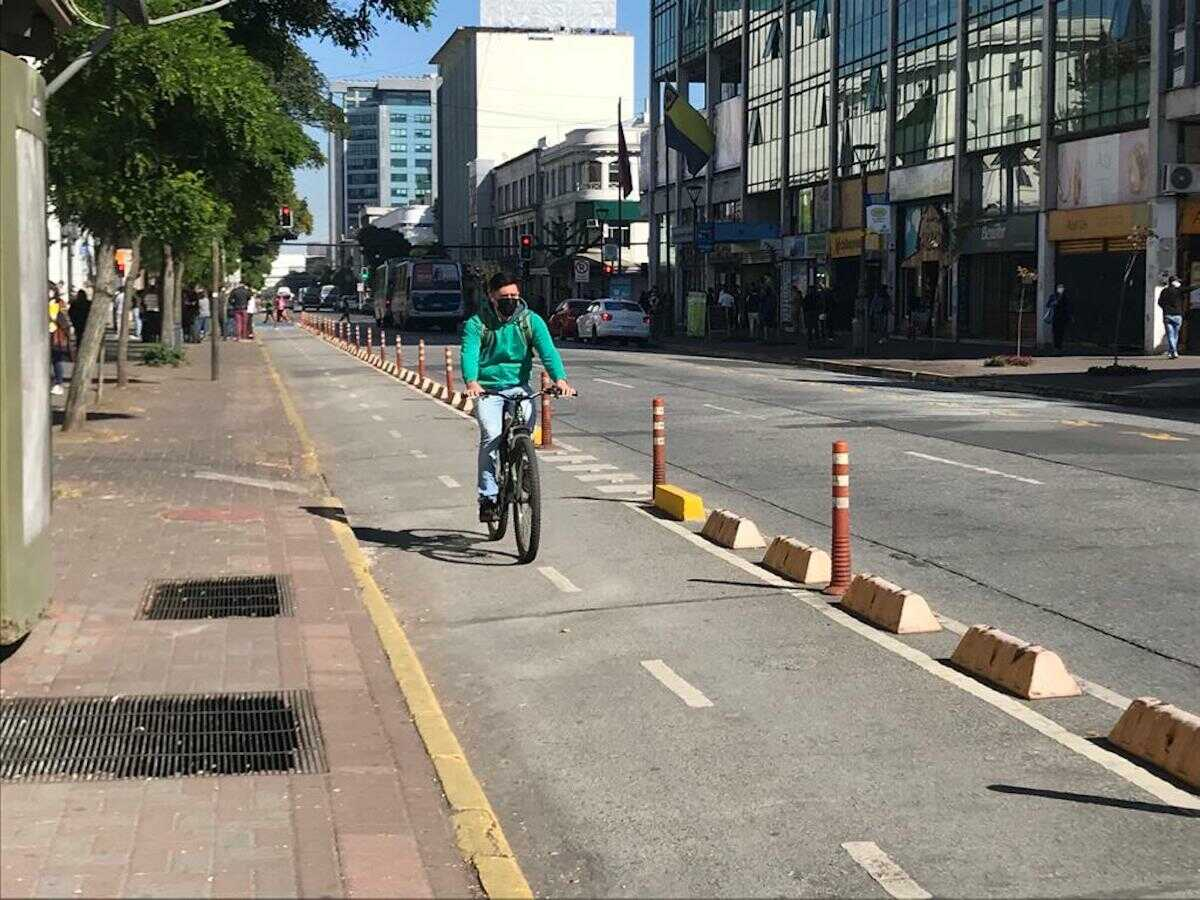 Anuncian construcción de 14 kilómetros de ciclovías durante el año 2021 en el Gran Concepción