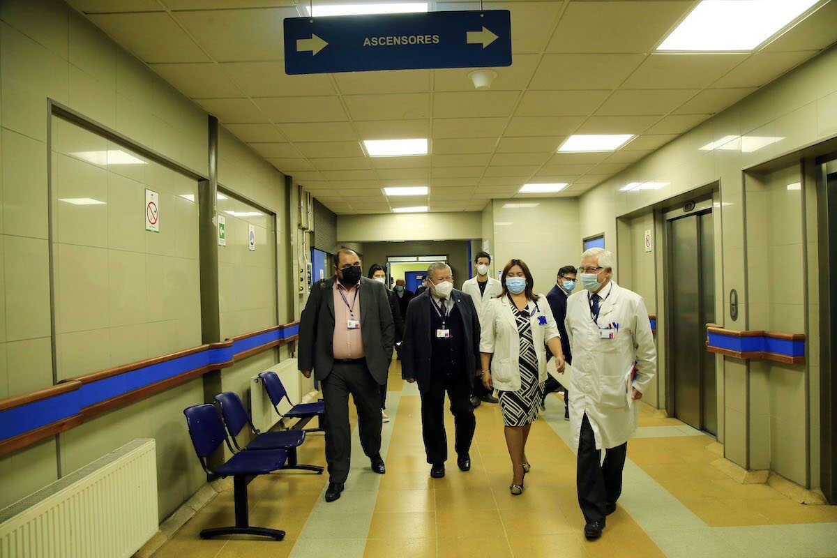 Invierten más de $200 millones en mejoras de infraestructura en Hospital de Coronel