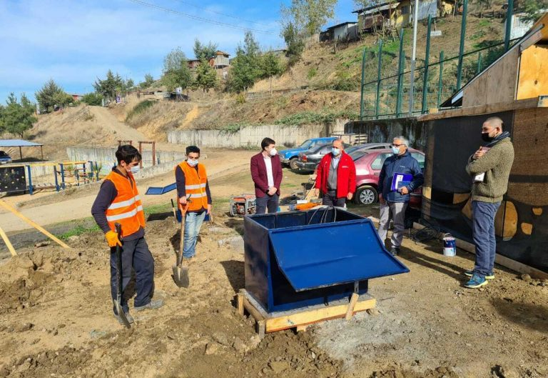 Familias de San Rosendo contarán con agua potable rural y una nueva sede social