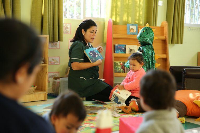 Educación parvularia en tiempos de pandemia en Chile: Plan de Educación a Distancia consideró inversión de 10 mil millones de pesos
