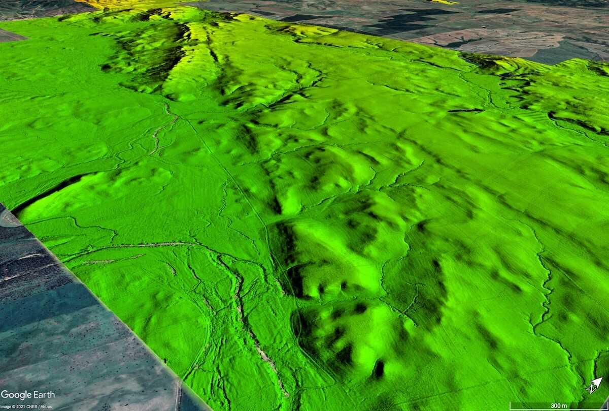 959 fallas geológicas continentales activas y potencialmente activas fueron compiladas en la primera base de datos de este tipo en Chile