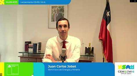 CEM12 / MI-6: Chile será anfitrión de la cumbre de energías limpias que reúne a las principales economías del mundo