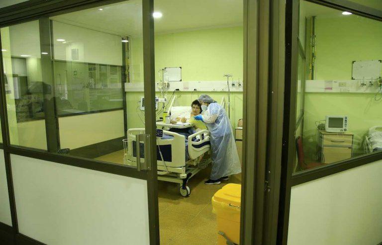 Servicio de Salud habilitará seis camas UTI Covid en Hospital de Coronel