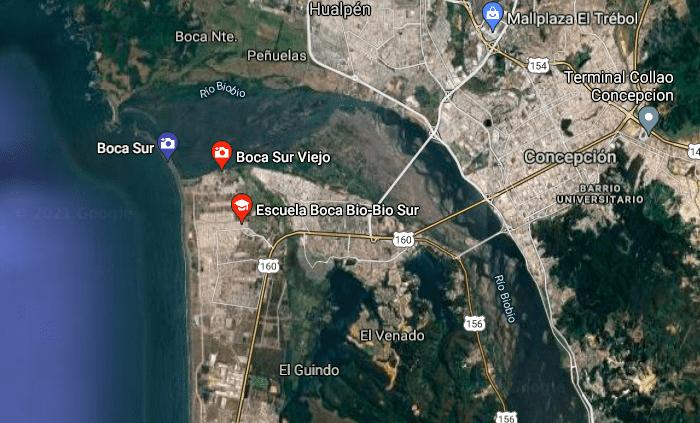 PDI detuvo a imputado por violación de víctima secuestrada a plena luz del día en San Pedro de la Paz