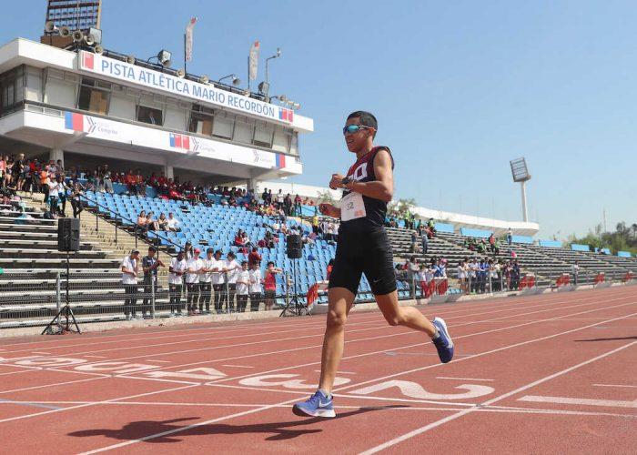 Sudamericano de atletismo 2021 contará con tres representantes de la Región del Biobío