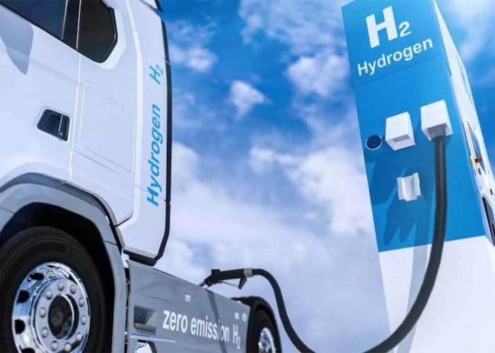 """El """"hidrógeno verde"""" emerge como el reemplazante del diésel en el transporte forestal"""