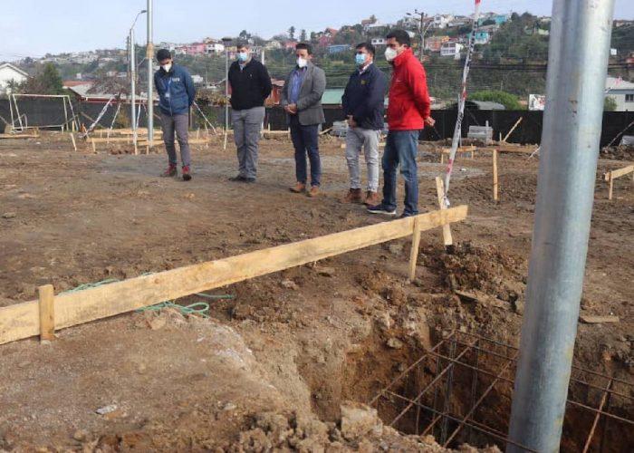 Innovadora plaza deportiva de Tomé contará con skate park