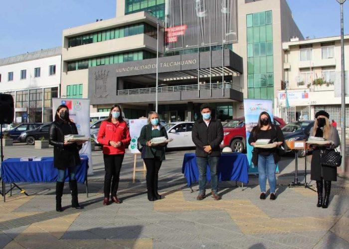 Talcahuano ratifica compromiso para terminar con el trabajo infantil