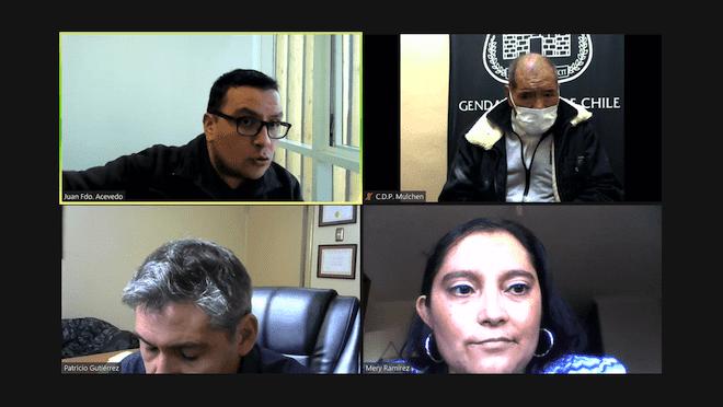 Juzgado de Garantía de Santa Bárbara deja en prisión preventiva a imputado por femicidio frustrado en Alto Biobío