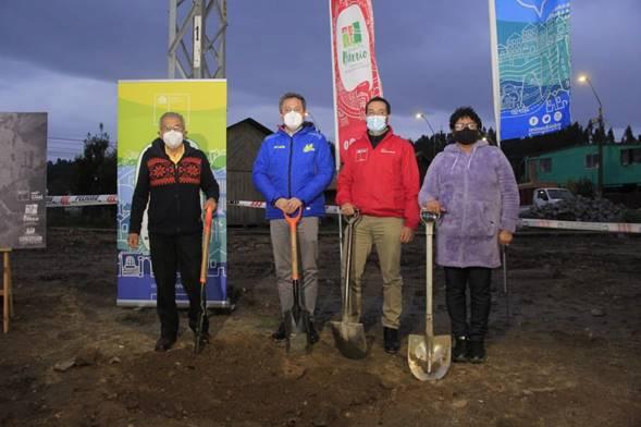 Inician obras para recuperar complejo terreno en Villa San Francisco de Concepción