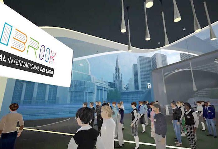 Festival Internacional del Libro Virtual 3D ofrecerá recorrido interactivo mediante avatar personalizado