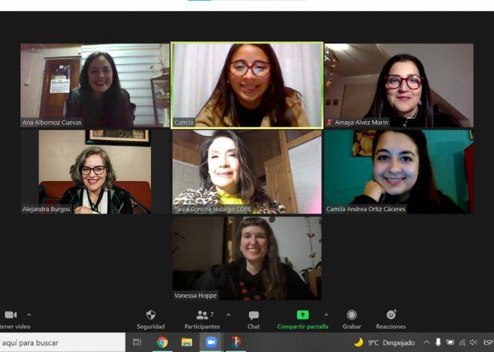 Autoridades electas del Biobío impulsan agenda feminista conformando la primera mesa regional de la mujer en Santa Juana