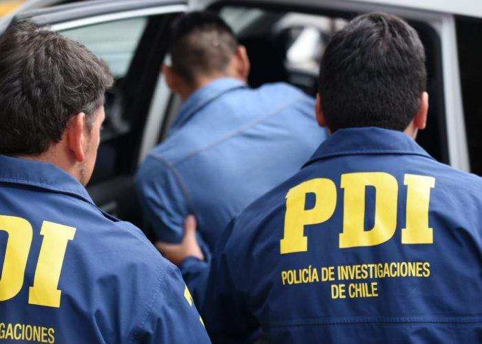 PDI Concepción decomisó más de 1300 dosis de cannabis sativa transportada a través de Ruta 5 Sur