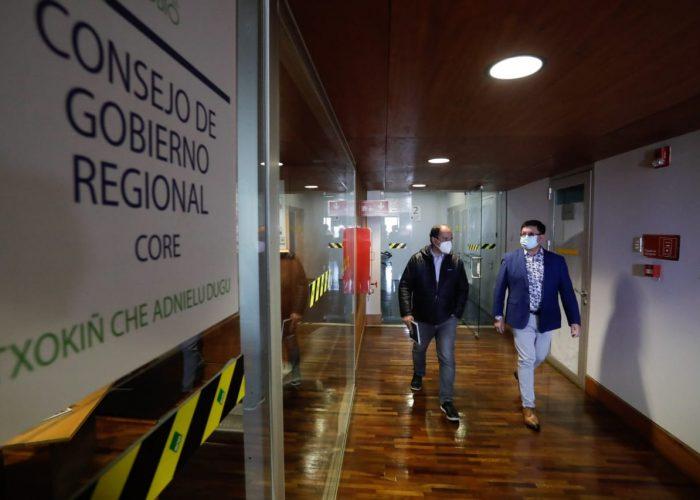 Rodrigo Díaz proyecta con alcaldes y consejeros regionales su trabajo ciudadano y mancomunado por la Región y sus comunas