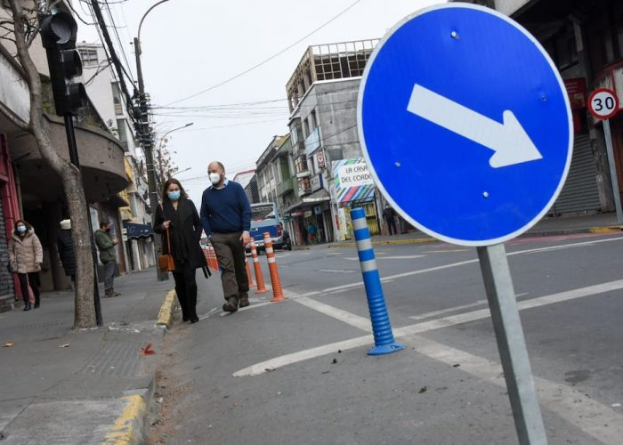 Concejala Valentina Pavez solicitará revisar medida de ampliación de veredas de calles Freire y Maipú