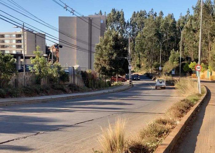 Serviu anunció mejoramiento de avenida Camino El Venado por $800 millones