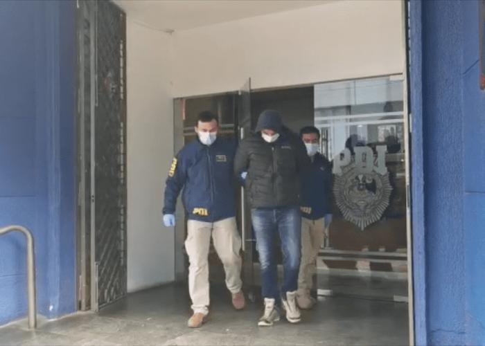 PDI detiene en Concepción a exejecutivo prófugo por fraude fiscal de $500 millones
