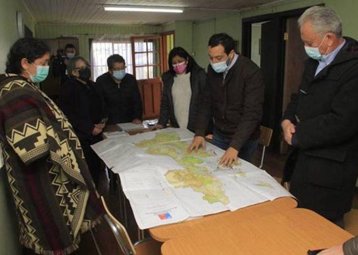 Minvu socializa con la comunidad propuesta del Plan Regulador Metropolitano de Concepción