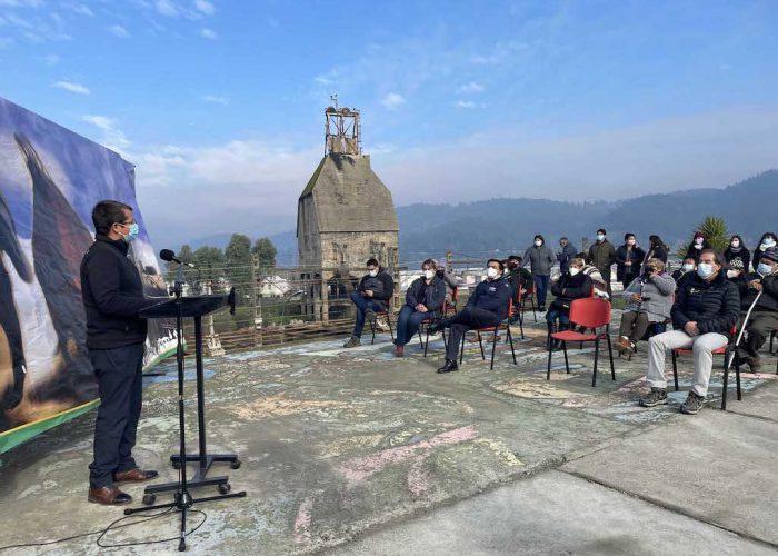 Comité Esfuerzo Campesino de San Rosendo inaugura mercado para vender sus productos agrícolas de forma estable