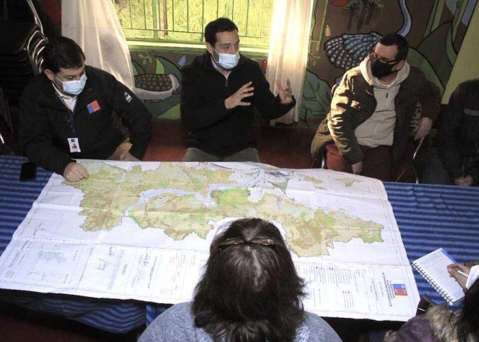 Dirigentes sociales valoran propuesta de modificación al Plan Regulador Metropolitano de Concepción