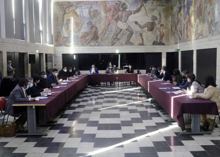 Gobernador Regional y alcaldes del Biobío unen esfuerzos para destrabar proyectos pendientes