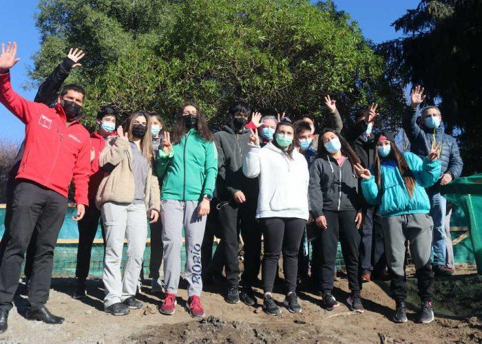 Inicio de obras marcan remodelación Cendyr Náutico de San Pedro de la Paz