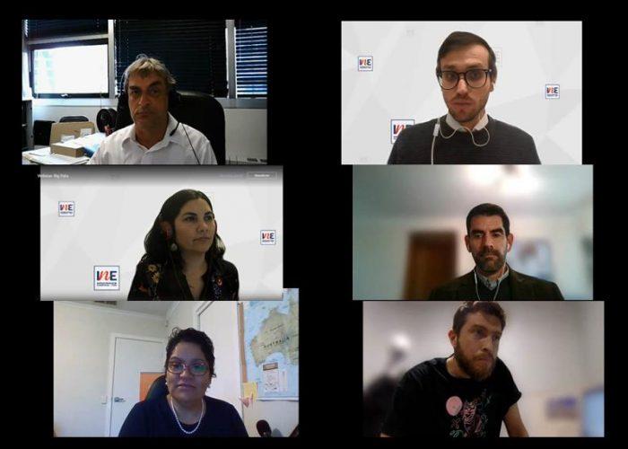 INE articula seminario online sobre Big Data: Oportunidades y Desafíos