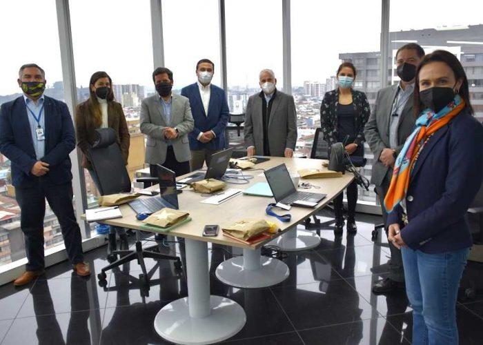 Tribunales de la jurisdicción Concepción potencian la innovación con creación de equipo de trabajo regional