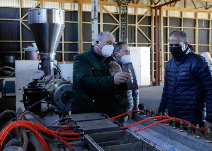 Cooperativa maderera prepara lanzamiento de innovador producto en Los Álamos