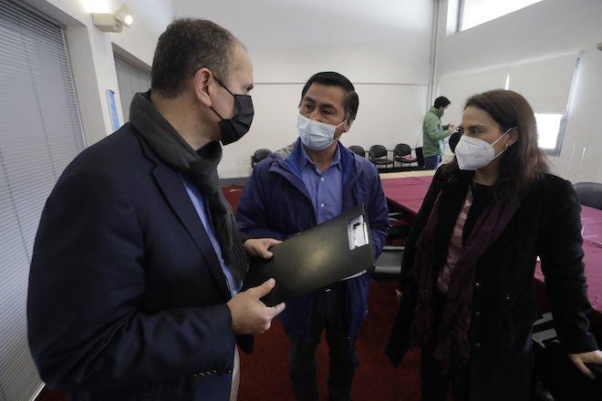 El Gobierno Regional y la Municipalidad de Tirúa se unen para destrabar proyectos postergados