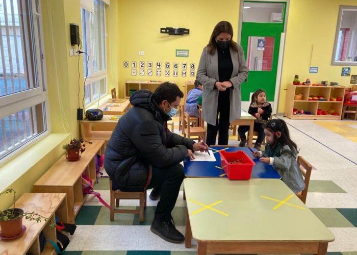 Fundación Integra retorna a la presencialidad con 95% de los jardines infantiles funcionando en Biobío