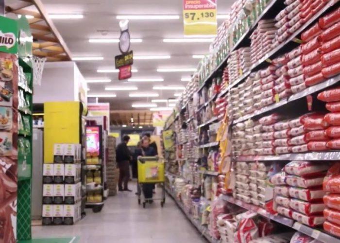 ¿Supermercados con un pasillo a granel y libre de plásticos en Chile?: videojuego une a Fortnite y Greenpeace contra el sobreconsumo