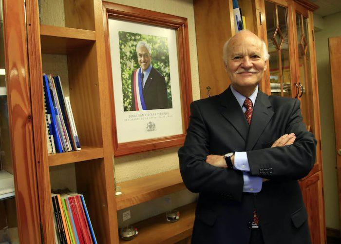 Jorge Horacio Galaz asume como nuevo director del Servicio de Salud Concepción