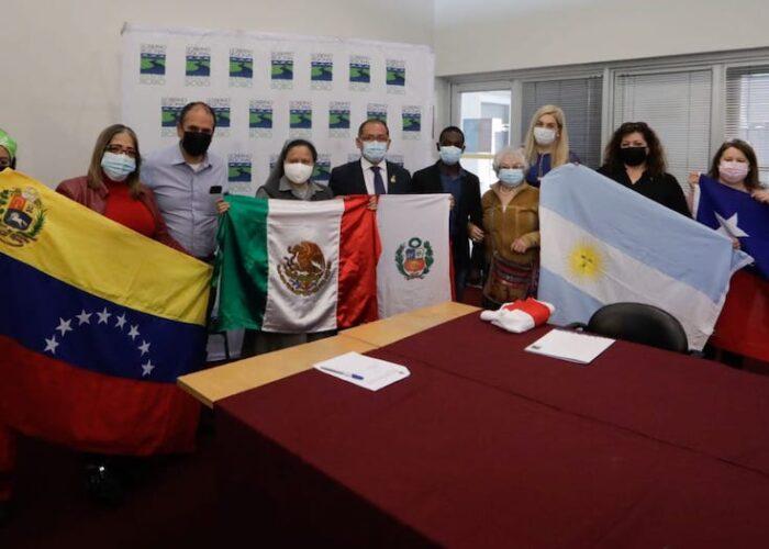 Gobierno Regional destina 50 millones para ayuda social de 360 familias migrantes de la Región del Biobío