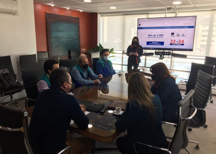 Más de 2 mil puestos de trabajo ofrece feria laboral online para la comunidad de la Región del Biobío