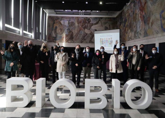 Comité de Reactivación Económica y del Empleo de la Región del Biobío contará con representantes del sector público, privado, académico, laboral y emprendedor