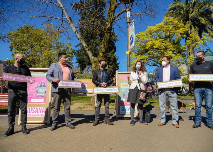 Susana Herrera lanza candidatura a diputada por el Distrito 20