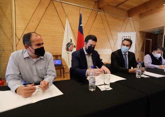Primer encuentro de gobiernos regionales de zona sur concluye con el compromiso de abordar desafíos en infraestructura, conectividad vial y turismo
