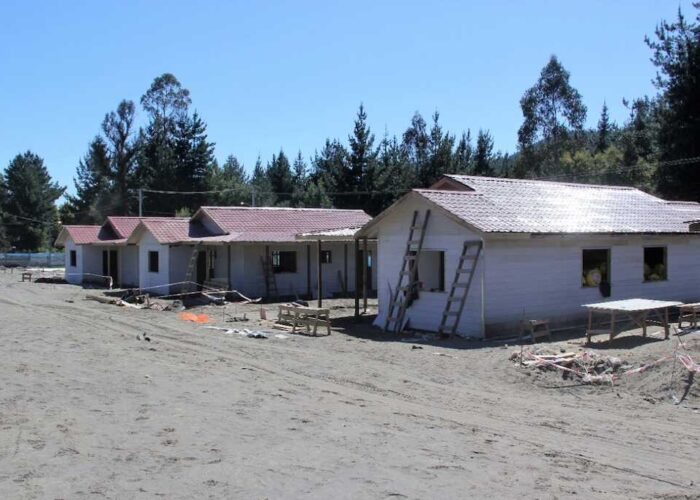 Diseño de inédito conjunto habitacional rural del Minvu en Hualqui considera pertinencia cultural, geográfica y productiva