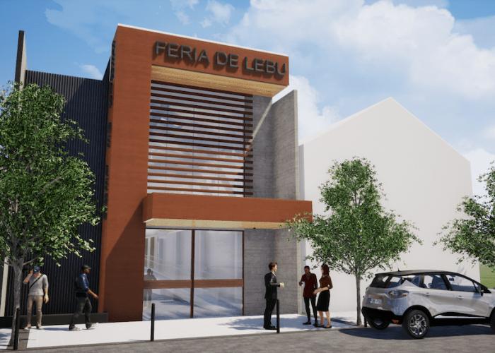 Gore Biobío y municipalidad de Lebu firman convenio para construcción de nueva feria techada de Lebu