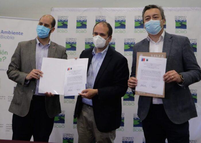 Gobierno Regional del Biobío aporta $4.000 millones para ejecutar programa de Recambio de Calefactores