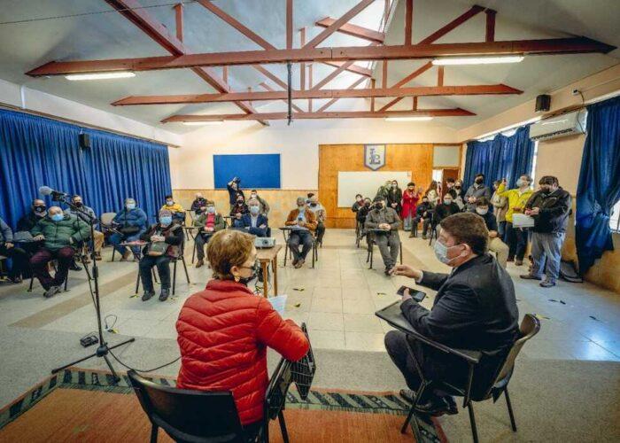 Plan de inversión concreto y conexión de ruta costera entre Coronel y Candelaria solicita alcalde de San Pedro de la Paz a ministra de Transportes para solucionar crisis vial