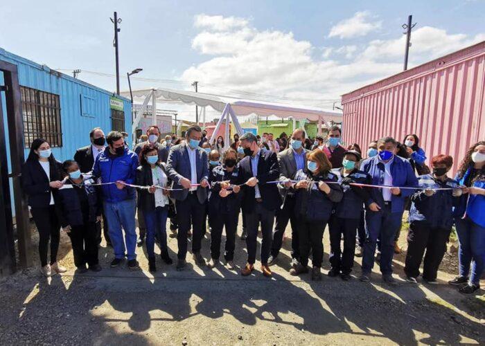 En Concepción inauguran primer y único Centro de Educación Ambiental de Reciclaje de Chile